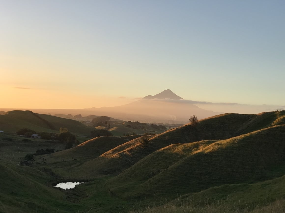 New Zealand. Taranaki