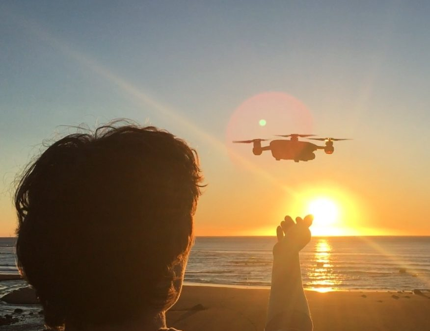 The Best Drone For Travel is The One With The Least Hassle.