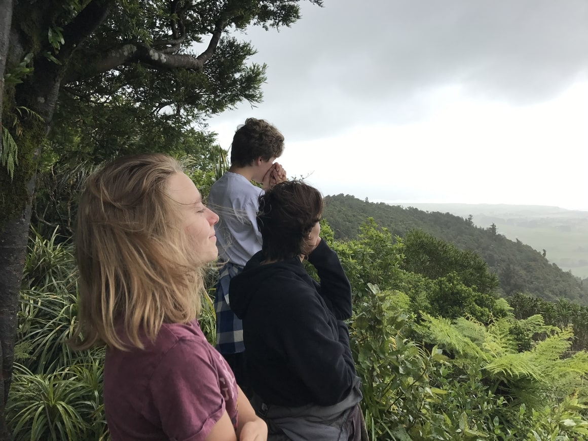 Leaving it all behind. A family travel blog about making those desisions.