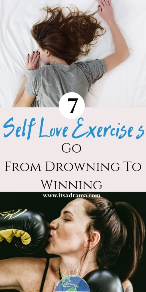 7 Self Love Exercises