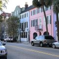 Rainbow Row in Charleston is beautiful in the day. But are the many things to do in Charleston at night?