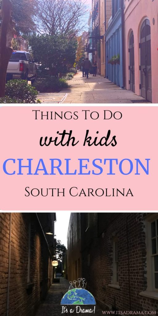 things to do with kids at night in Charleston SC