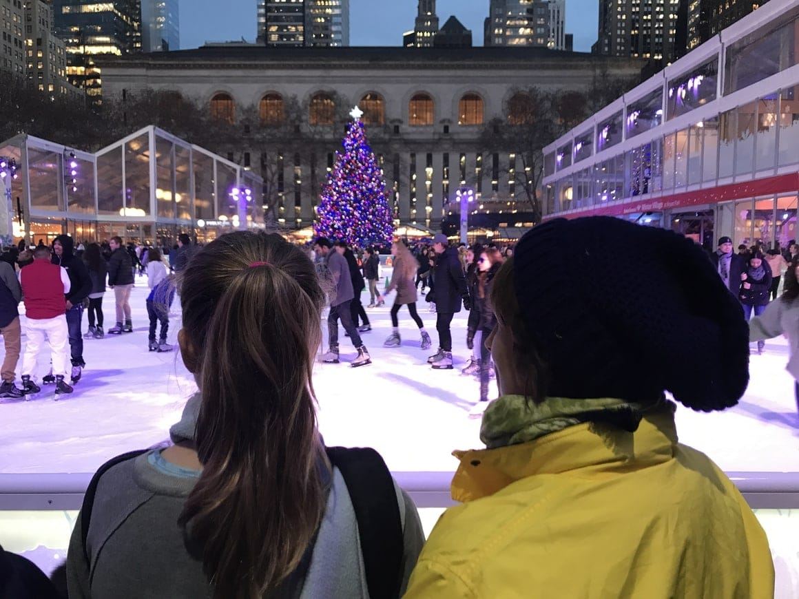 skating in NYC is cheaper than you may think
