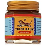 A tiger balm for when we get achy from writing a travel diary.