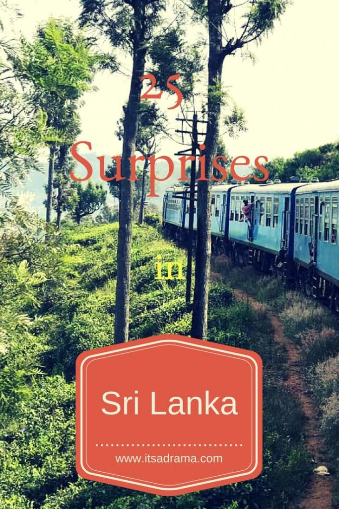 Sri Lanka travel blog.