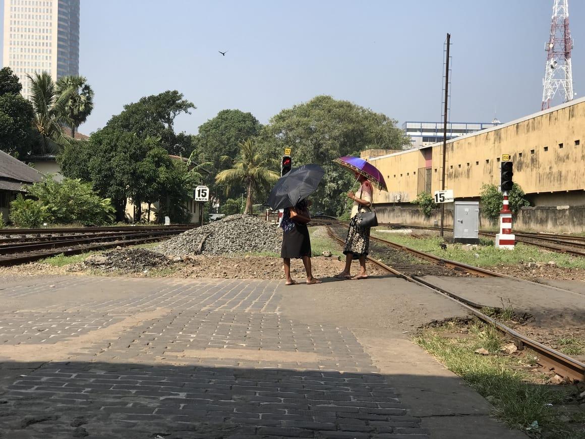 A Sri Lanka Travel Blog. The first 24 hours.