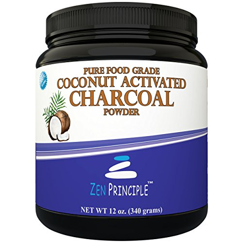Coconut Activated Charcoal Powder to keep your travelling teens healthy and well