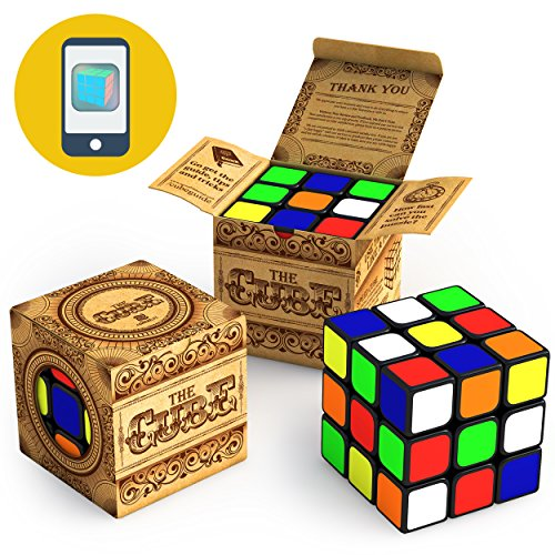 The perfect gift for the travelling teen. The rubix cube