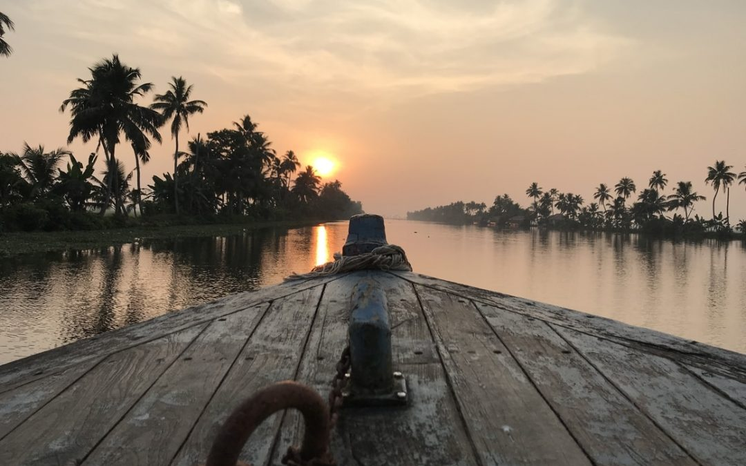 You Would Be A Fool To Take An Alleppey Houseboat When You Can Do This Instead!