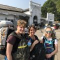 Travelling with Teens. A travel blog