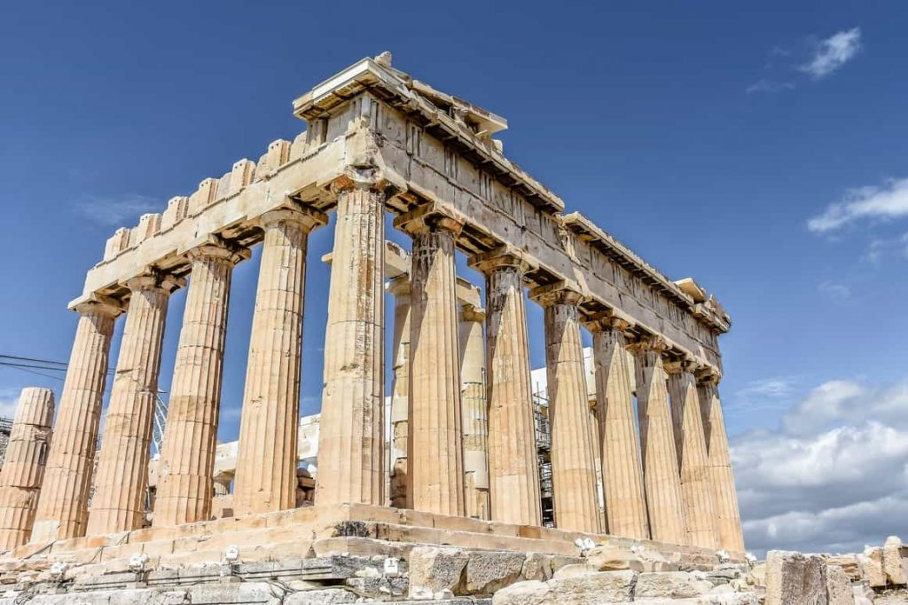 Athens. The best European city for kids
