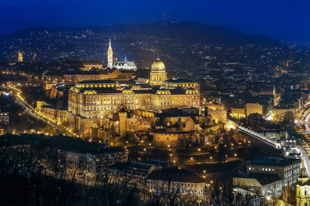 A look at why Budapest is the best European city to take the kids