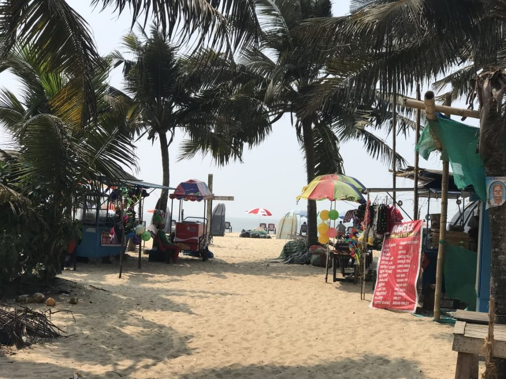A travel blog about the best hidden beaches in India
