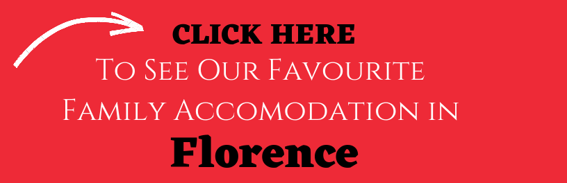 Best European cities for kids. Florence hotel guide and call to action button