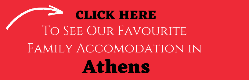 Best family accomodation in Athens Greece