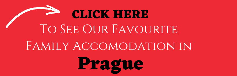 Best accomodation for families in Prague