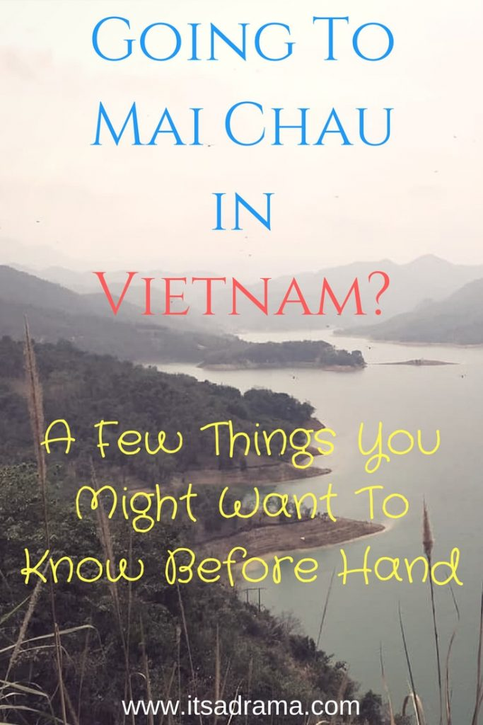 A travel blog about getting from hanoi to Mai Chau