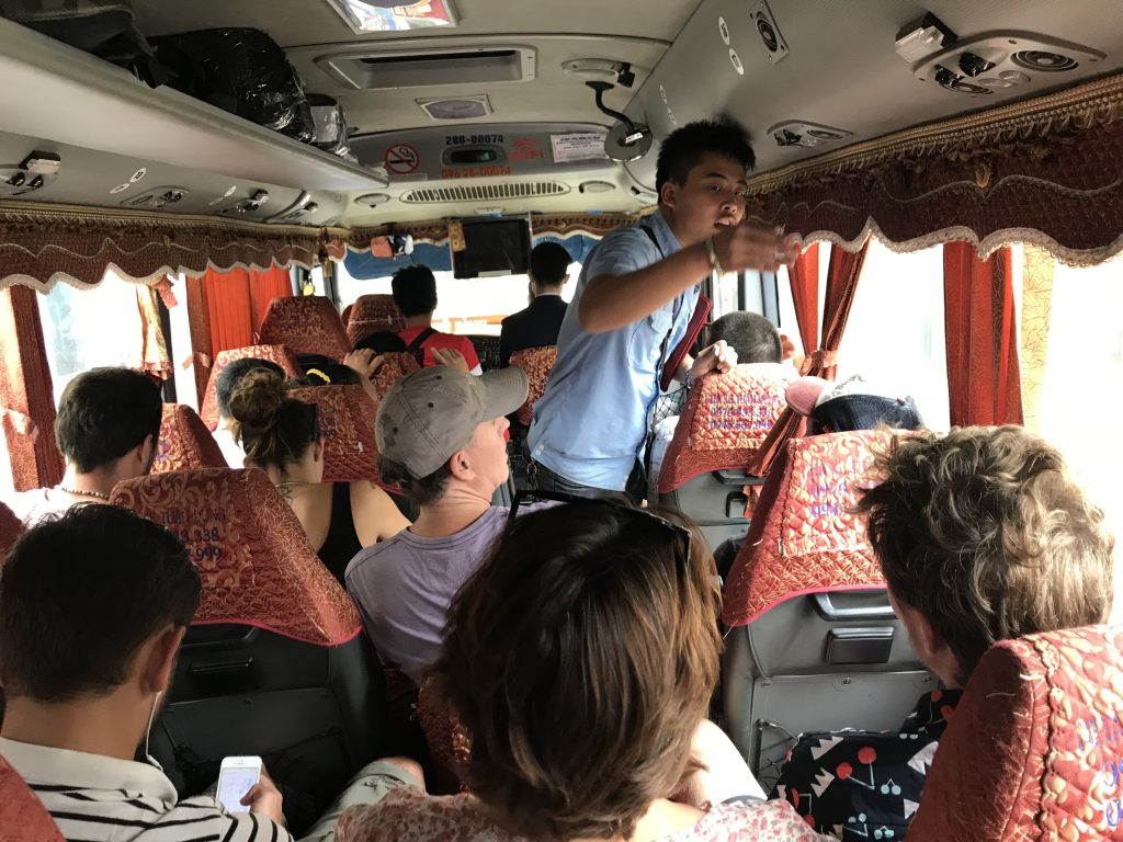 Getting from Hanoi to Mai Chau
