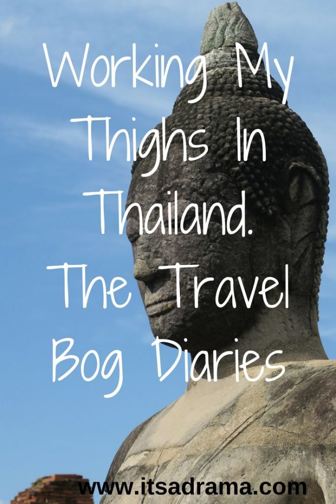 A Travel Bog about a woman traveling the world with two teenagers and a bag of hormones
