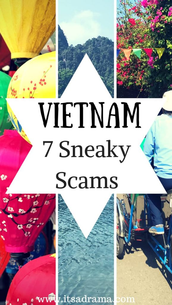 A Vietnam Travel Blog loos at ways to avoid being scammed when travelling the country