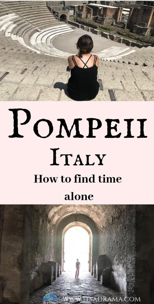 Pompeii Travel destination