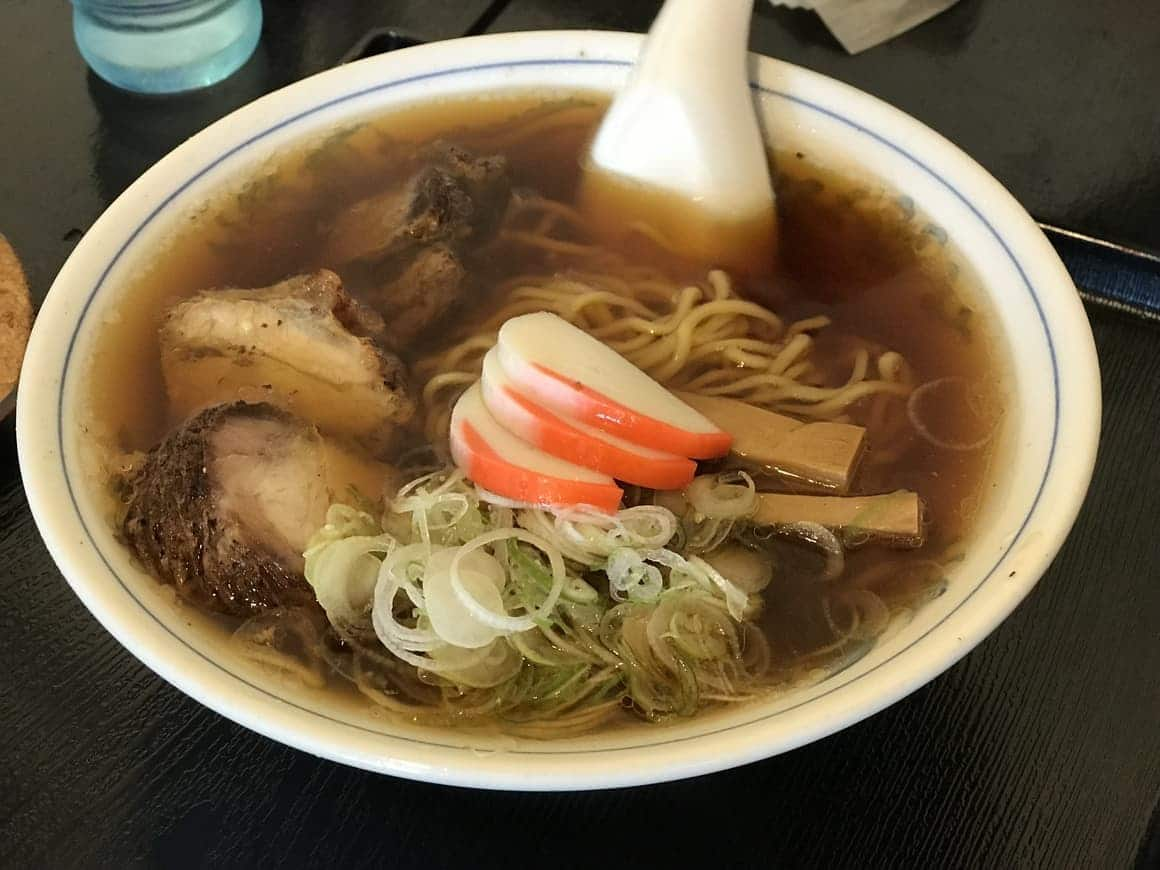 Rammen noodles in Japan. a 2 week trip and the planning that goes with it.