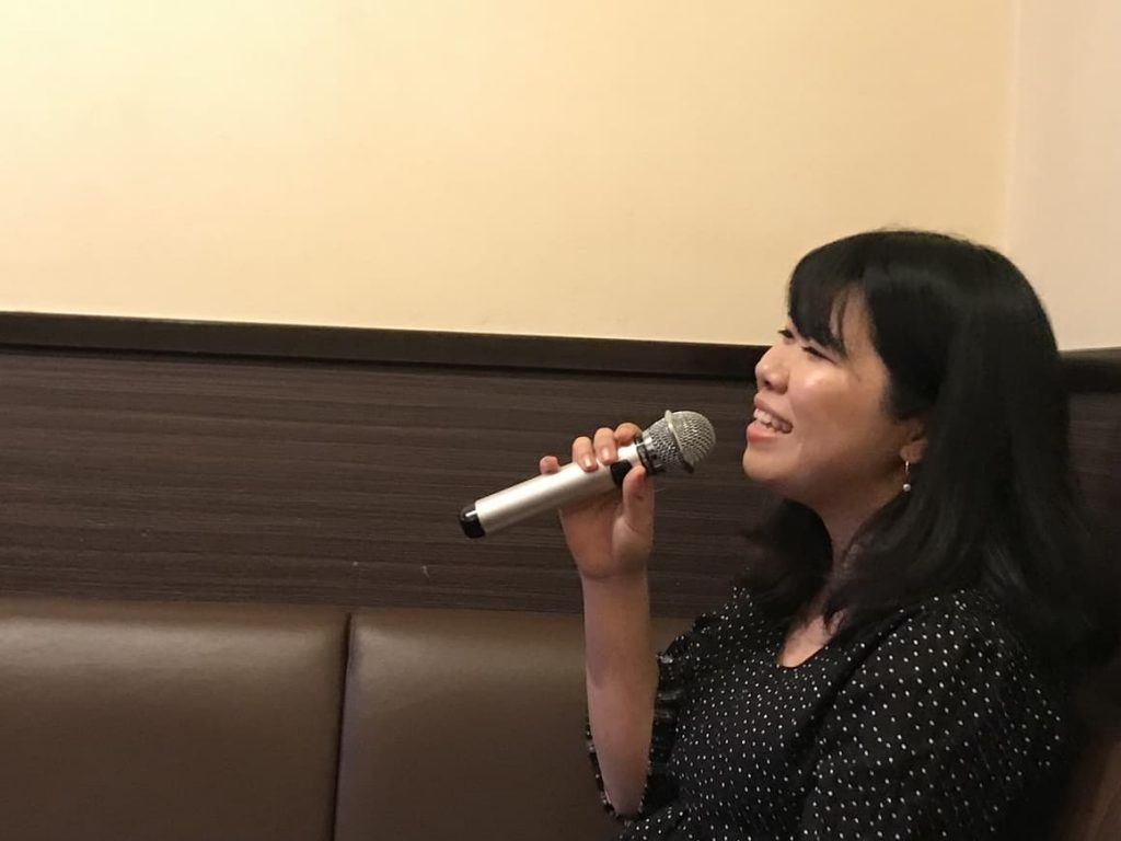 Karaoke in Japan. Part of everyday life in Japan