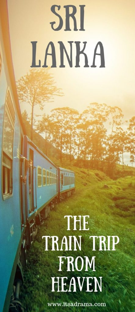 the most beautiful train trip in sri lanka