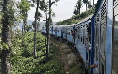 Best Train Journey in Sri Lanka? The Epic Kandy to Ella Trip.