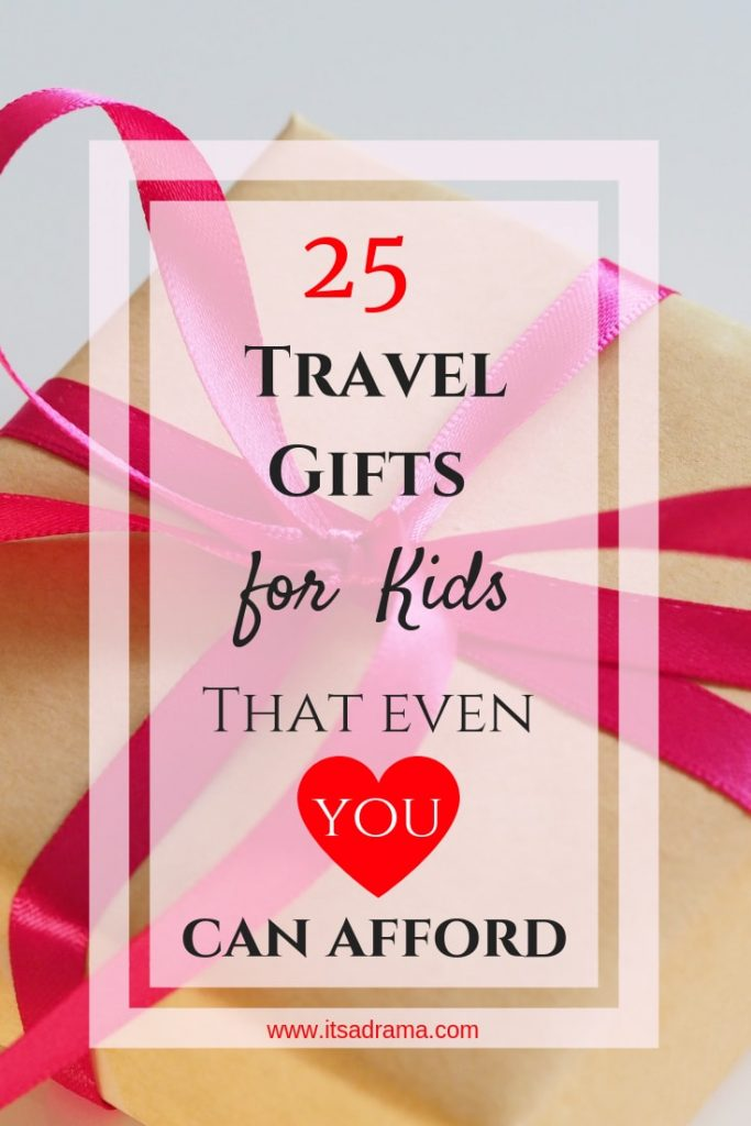 25 of the best travel gifts for kids
