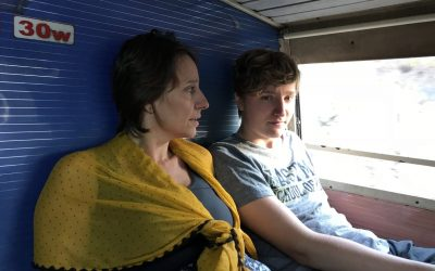 Bloody Hell. Travelling in India by Sleeper Bus. Podcast #11