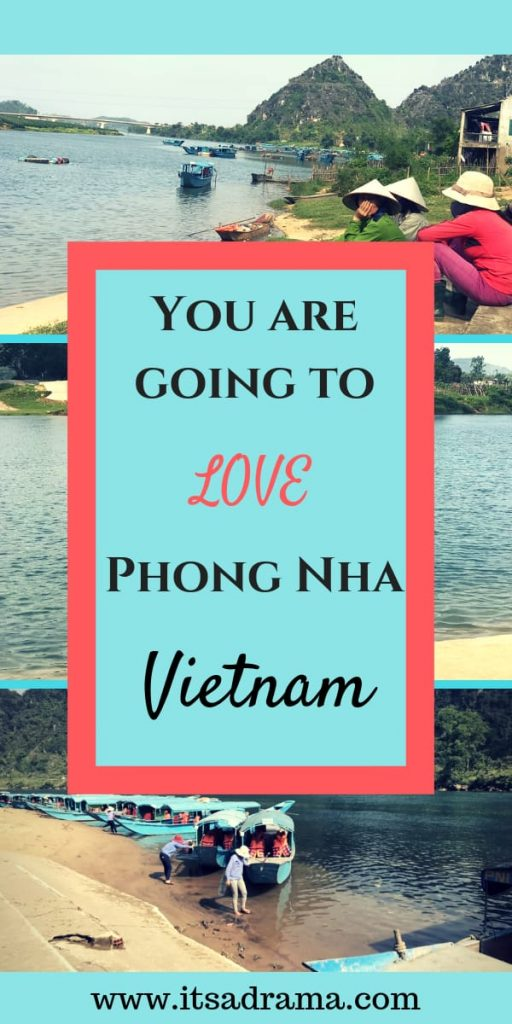 Getting from Hanoi to Phong Nha
