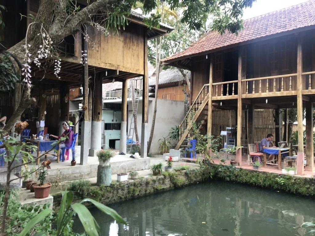 Mai Chau stilt house homestay