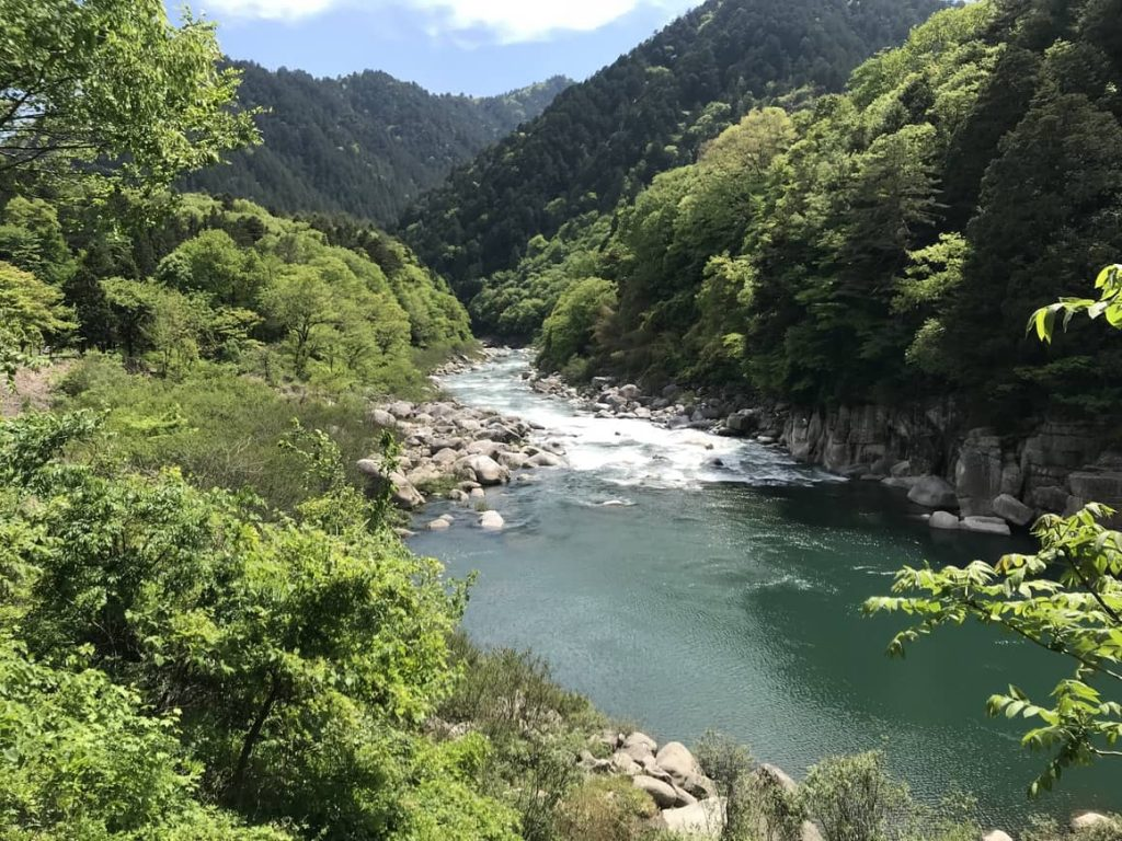 backpacking in Japan. The country of diversity and beauty