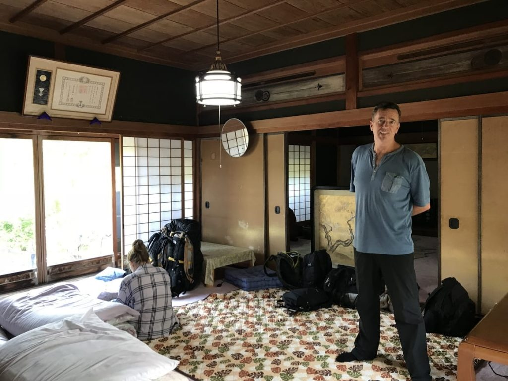 why couchsurfing in Japan in the best for those backpackingb