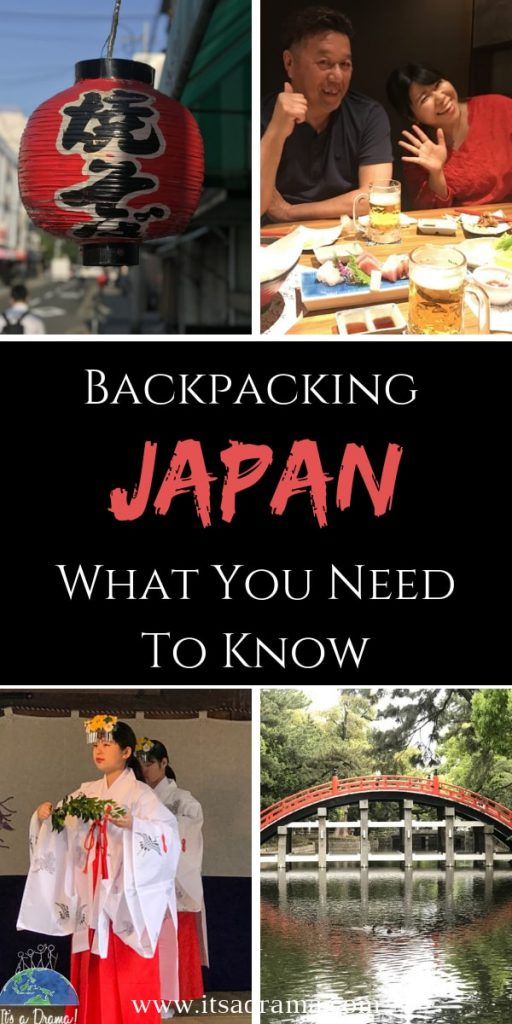 Backpacking through Japan on a budget