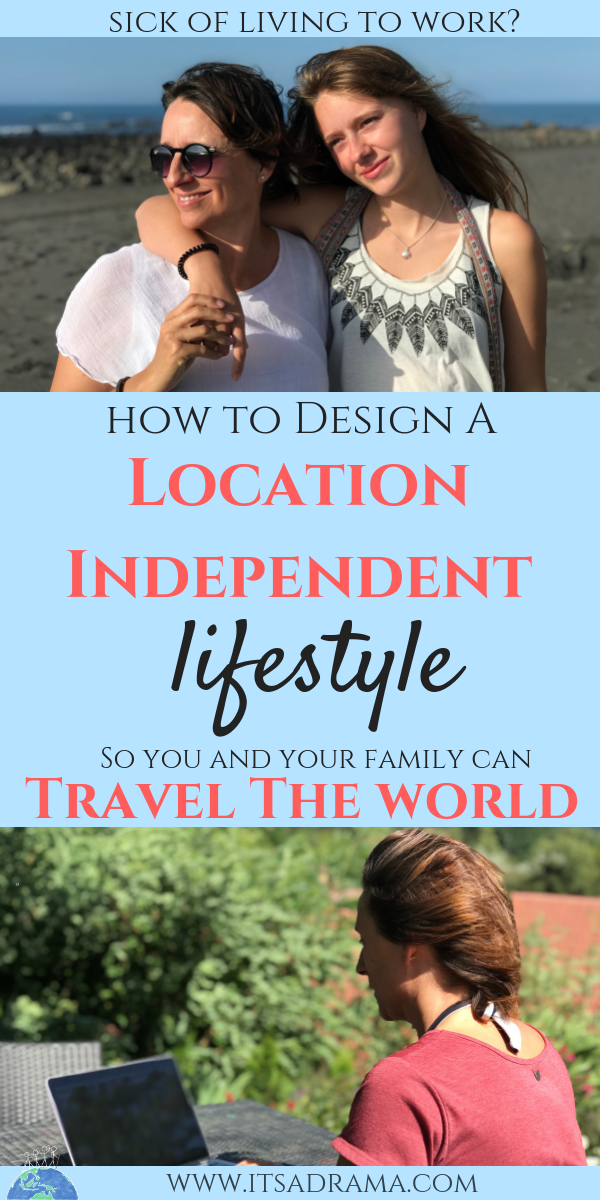 Finding the best location independent jobs for lifestyle