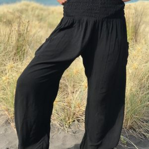 Black harem pants/gypsy pants