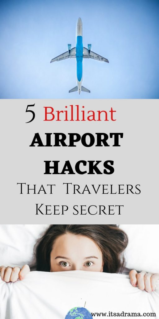 Airport hacks that everyone needs to know about