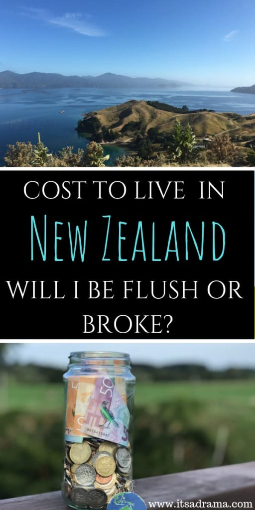Cost to live in New Zealand. Is it as expensive as everyone thinks?