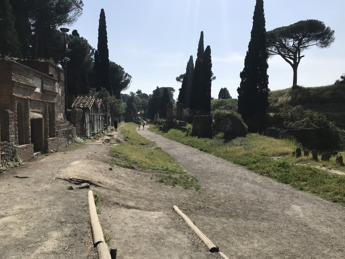 Pompeii in Italy. Italy tips on the best way to see the country