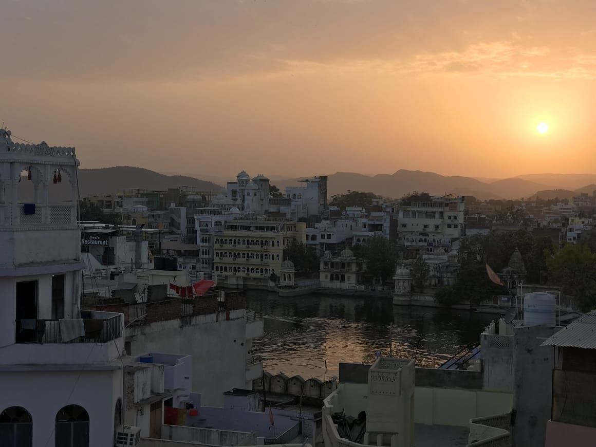 Udaipur in India. Unique travel destinations
