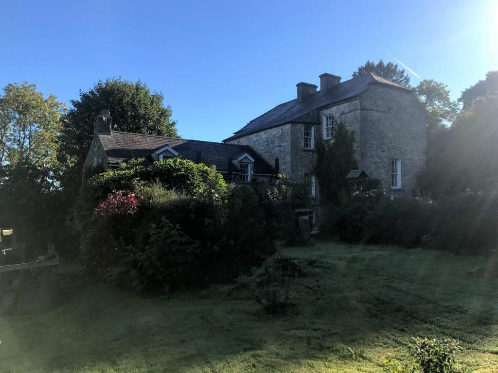 House in Ireland. housesitting in Ireland