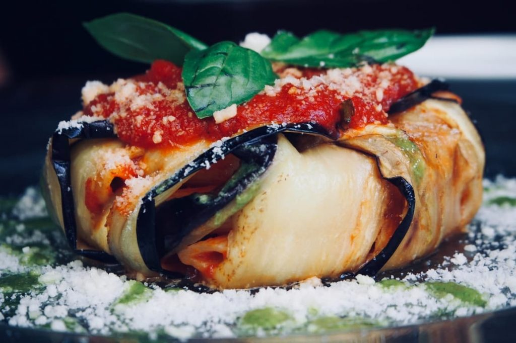Italian food. Planning a trip to Italy