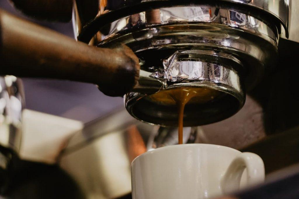 ESPRESSO COFFEE in Italy