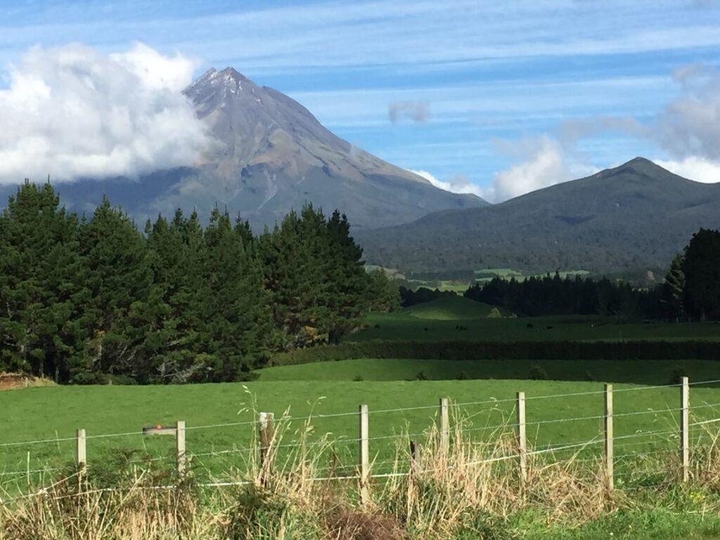 hills in New Zealand
