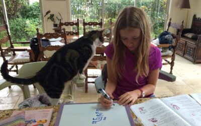 A Homeschooling Schedule. When You Need One (& When You Don't).