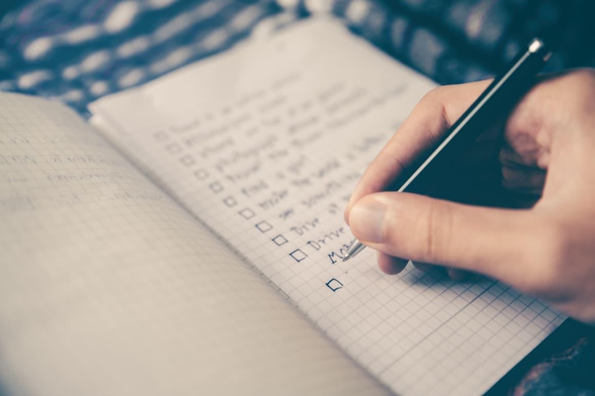 Planning a homeschooling schedule