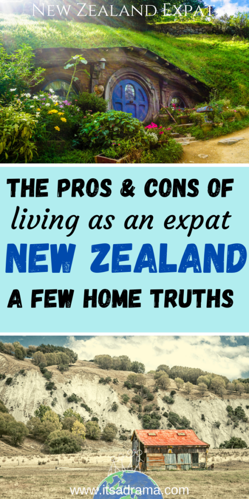 Expat life in New Zealand