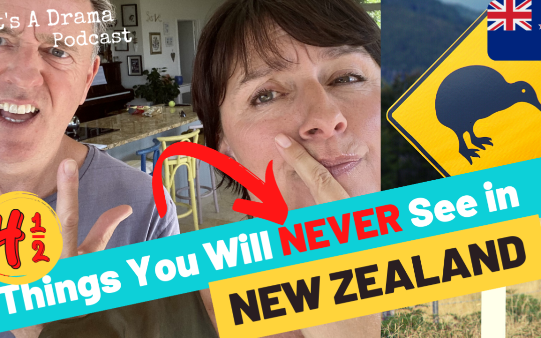 5 Things You Will Never See in New Zealand.